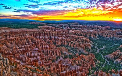 Finale: Bryce Canyon National Park